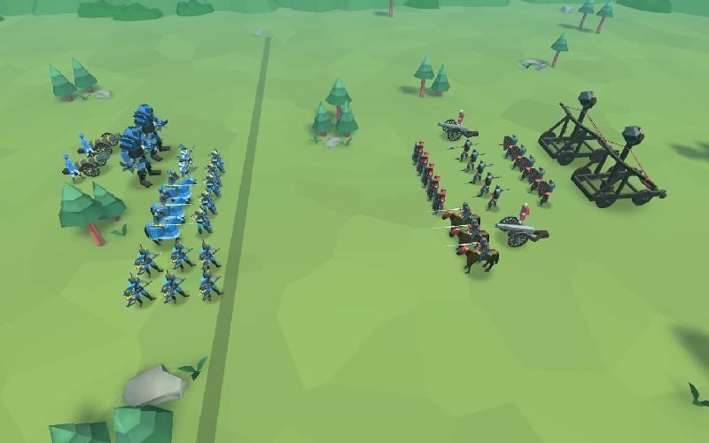Epic Battle Simulator 2 APK MOD imagen 2