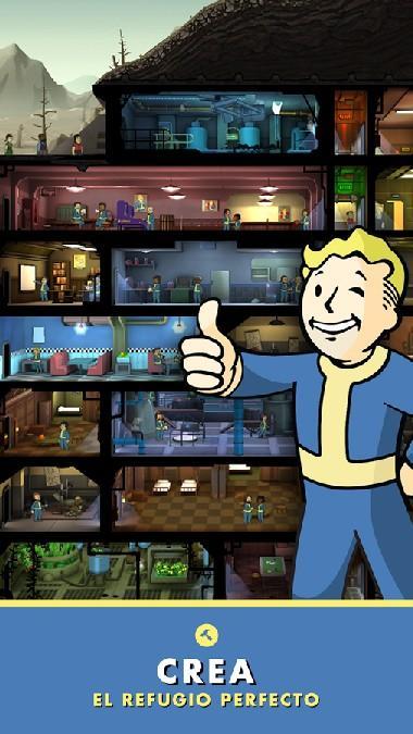 Fallout Shelter APK MOD imagen 2