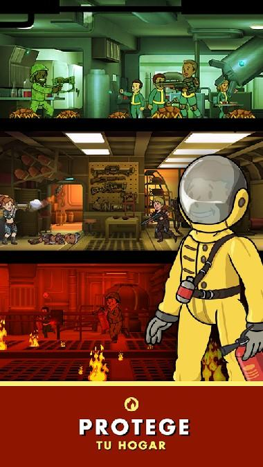 Fallout Shelter APK MOD imagen 4