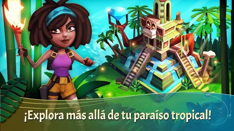 FarmVille Tropic Escape APK MOD imagen 2