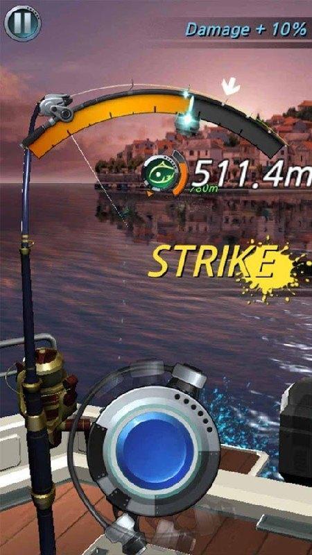 Fishing Hook APK MOD imagen 1