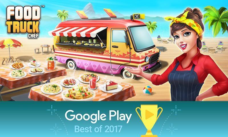 Food Truck Chef™ Cooking Game APK MOD imagen 1
