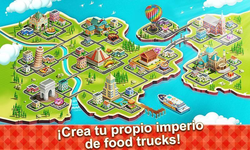 Food Truck Chef™ Cooking Game APK MOD imagen 2