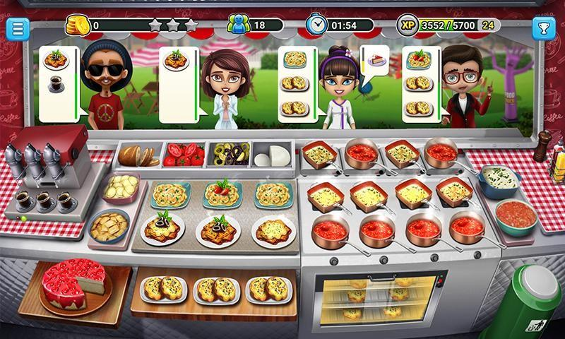 Food Truck Chef™ Cooking Game APK MOD imagen 3