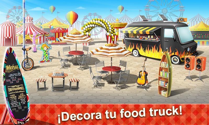 Food Truck Chef™ Cooking Game APK MOD imagen 4