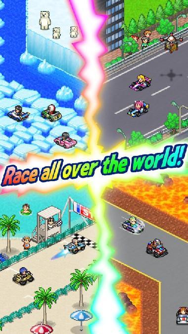 Grand Prix Story 2 APK MOD imagen 1