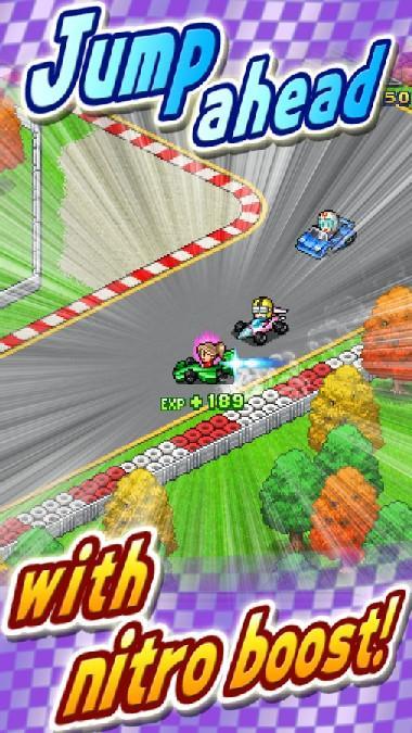 Grand Prix Story 2 APK MOD imagen 3