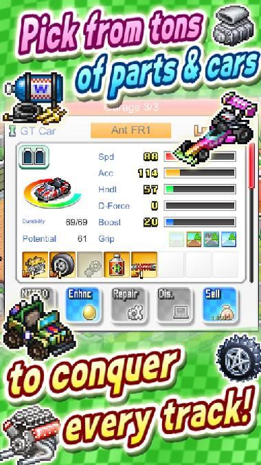 Grand Prix Story 2 APK MOD imagen 4