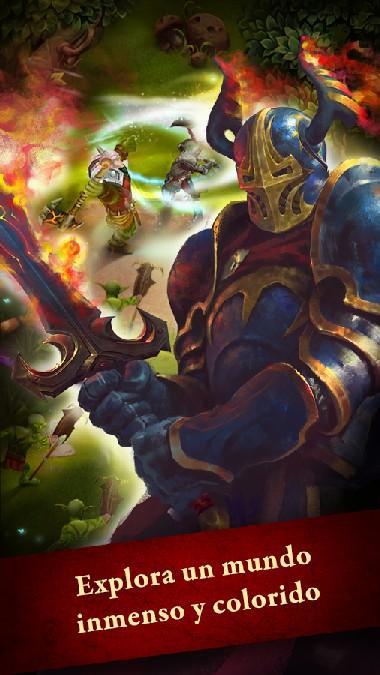 Guild of Heroes - fantasy RPG APK MOD imagen 1