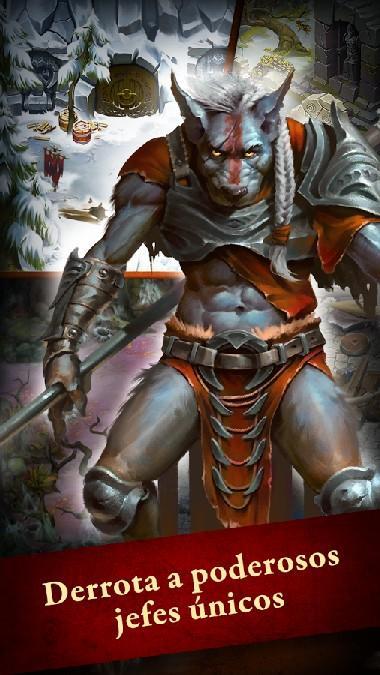 Guild of Heroes - fantasy RPG APK MOD imagen 4