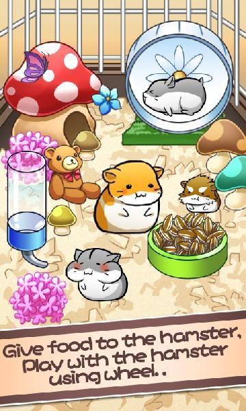 Hamster Life APK MOD imagen 2
