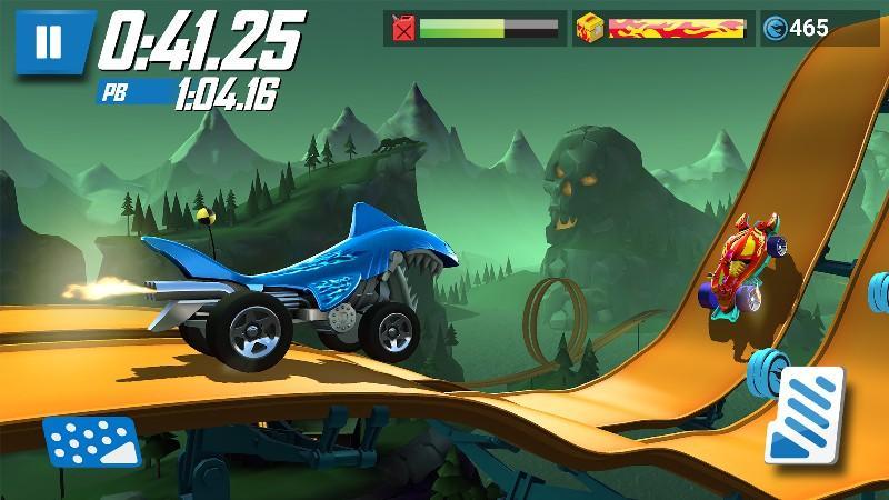 Hot Wheels Race Off APK MOD imagen 4