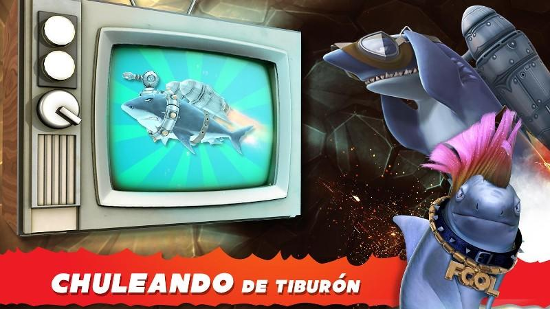 Hungry Shark Evolution APK MOD imagen 3