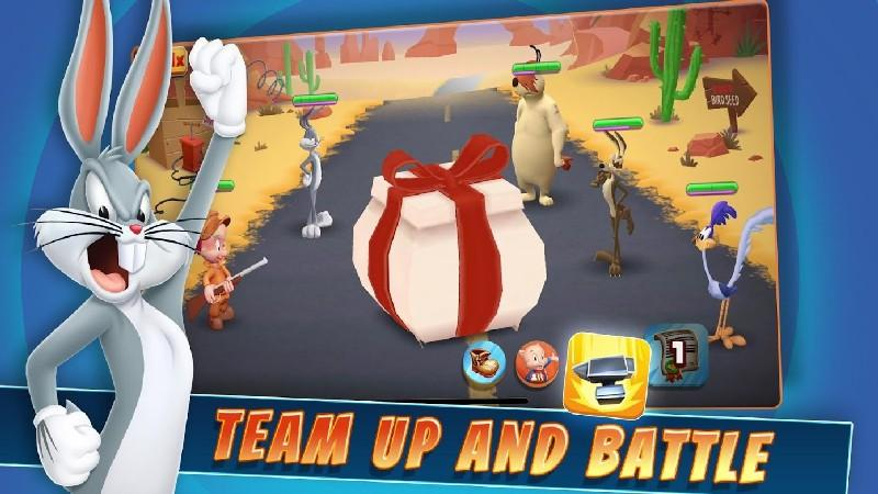 Looney Tunes World of Mayhem APK MOD imagen 1