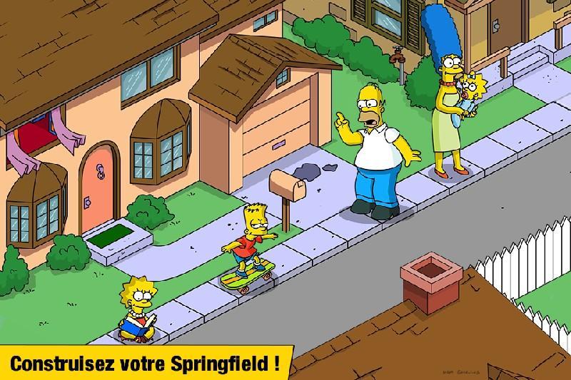 Los Simpson™ Springfield APK MOD imagen 1