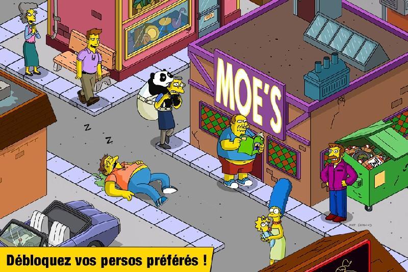 Los Simpson™ Springfield APK MOD imagen 2