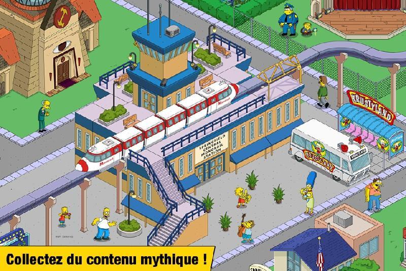 Los Simpson™ Springfield APK MOD imagen 3