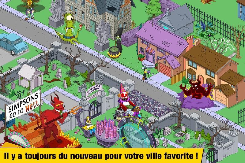 Los Simpson™ Springfield APK MOD imagen 4