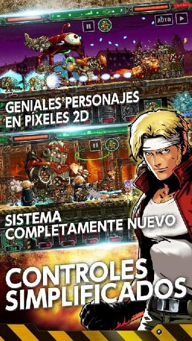 METAL SLUG ATTACK APK MOD imagen 2