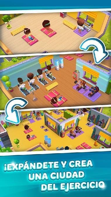My Gym Fitness Studio Manager APK MOD imagen 2