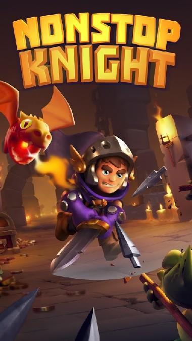 Nonstop Knight APK MOD imagen 1