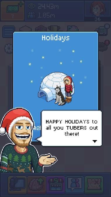 PewDiePie's Tuber Simulator APK MOD imagen 2