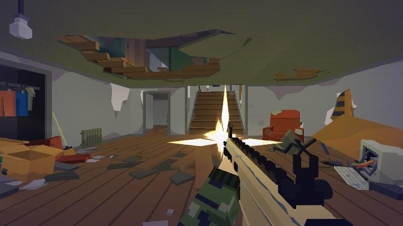 Pixel Combat Zombies Strike APK MOD imagen 2