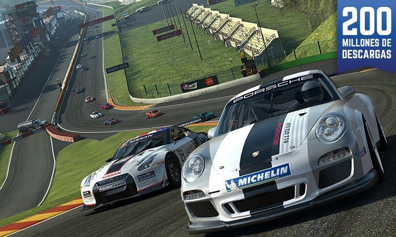 Real Racing 3 APK MOD imagen 1