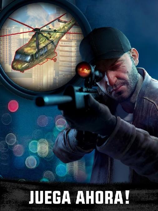 Sniper 3D Assassin Gun Shooter APK MOD imagen 1
