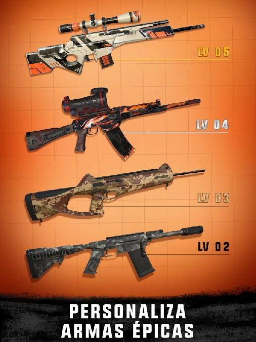 Sniper 3D Assassin Gun Shooter APK MOD imagen 4