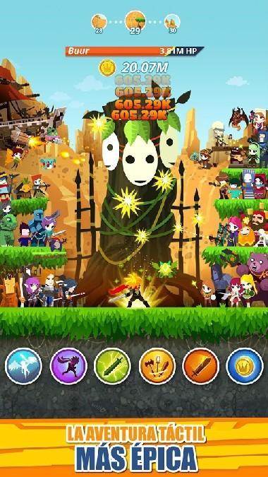 Galería Tap Titans 2 imagen 2