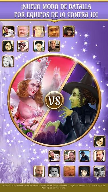 The Wizard of Oz Magic Match 3 APK MOD imagen 2