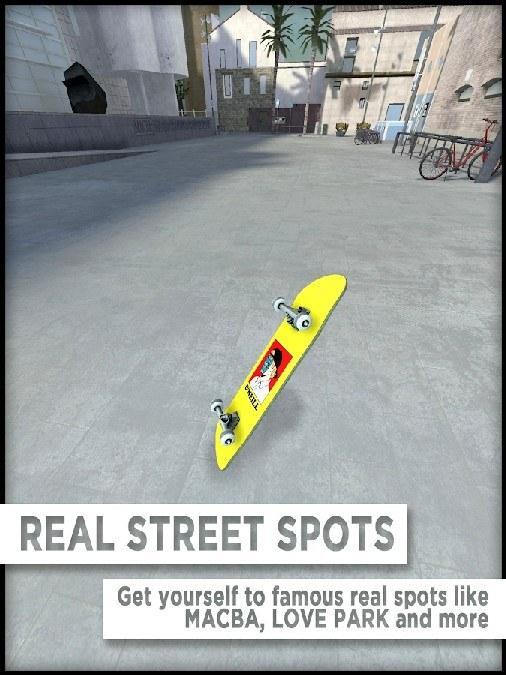 True Skate APK MOD imagen 2