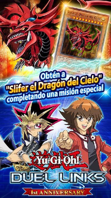 Yu-Gi-Oh! Duel Links APK MOD imagen 1