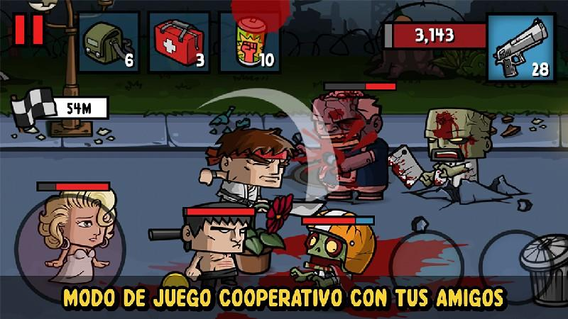 Zombie Age 3 APK MOD imagen 3