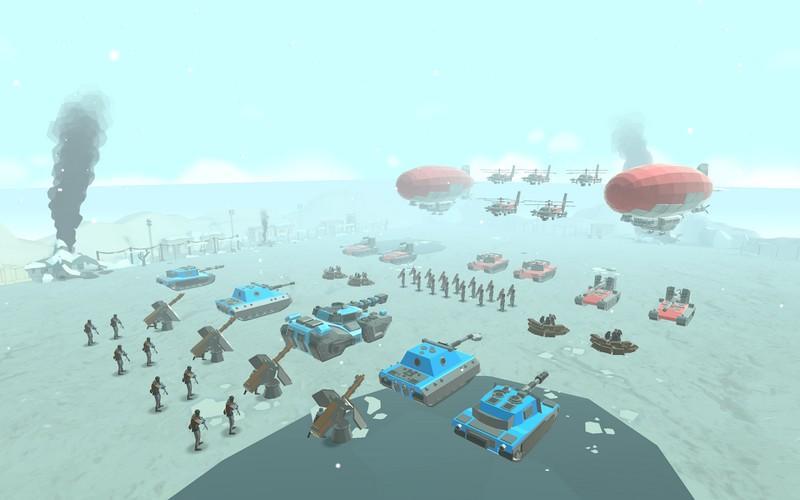 Army Battle Simulator APK MOD imagen 2