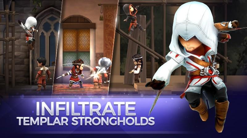 Assassin's Creed Rebellion APK MOD imagen 1