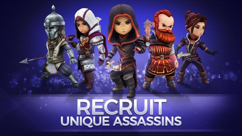 Assassin's Creed Rebellion APK MOD imagen 4