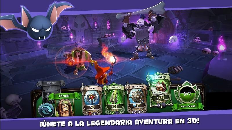 BattleHand APK MOD imagen 2
