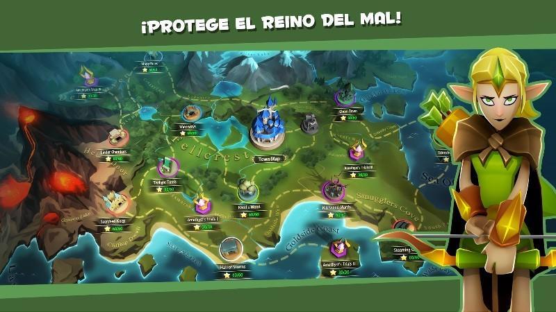 BattleHand APK MOD imagen 3