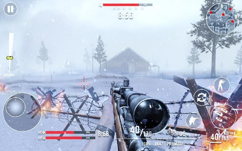 Call of Sniper WW2 Final Battleground APK MOD imagen 2