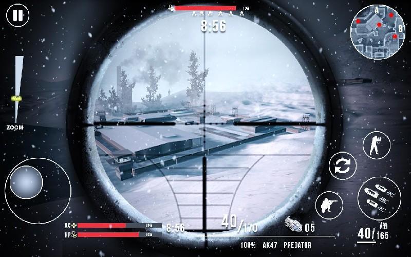 Call of Sniper WW2 Final Battleground APK MOD imagen 3