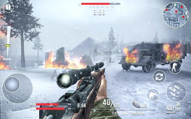 Call of Sniper WW2 Final Battleground APK MOD imagen 4