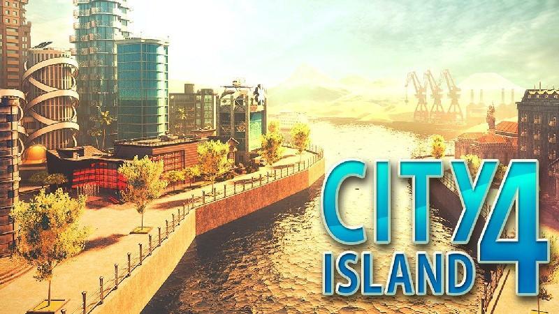 City Island 4 Sim Town Tycoon APK MOD imagen 1