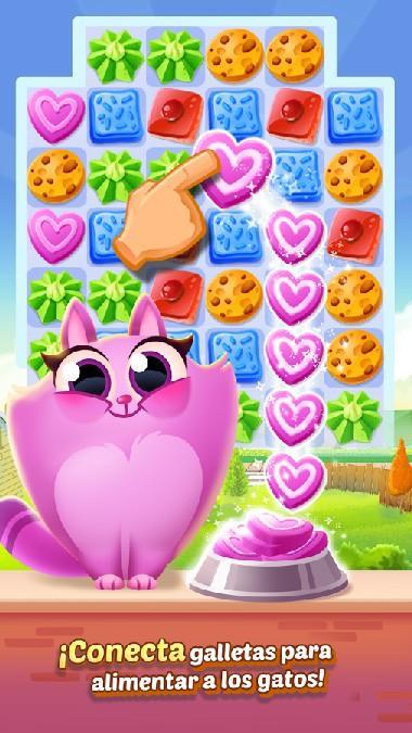 Cookie Cats APK MOD imagen 1