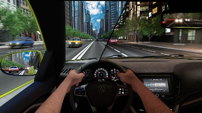 Driving Zone: Russia APK MOD imagen 3
