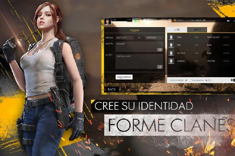 Garena Free Fire APK MOD imagen 3