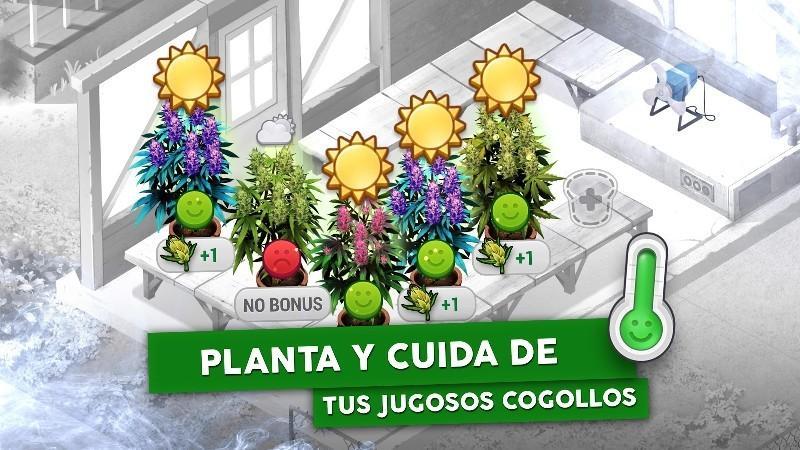 Hempire - Weed Growing Game APK MOD imagen 3