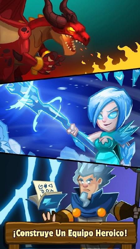 Realm Defense Hero Legends TD APK MOD imagen 4