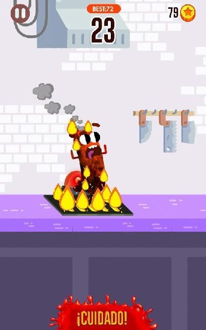 Run Sausage Run! APK MOD imagen 2